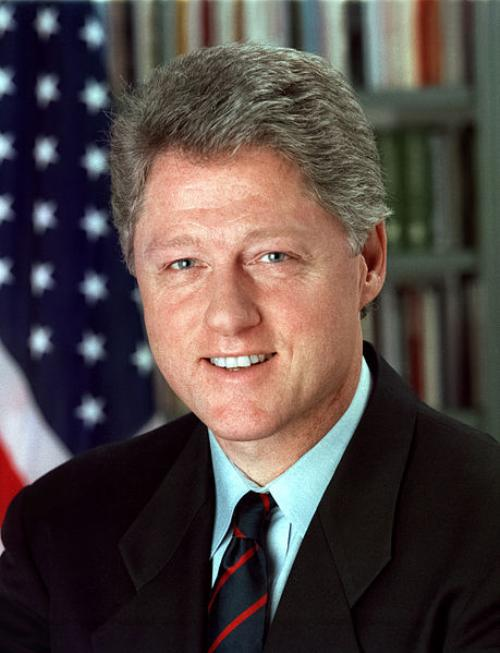 Bill Clinton - U.S. President