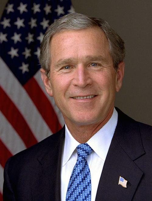 George W. Bush - U.S. President