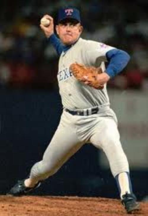 Nolan Ryan - Baseball Pitcher