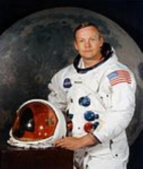 Neil Armstrong - Astronaut - First Man on Moon