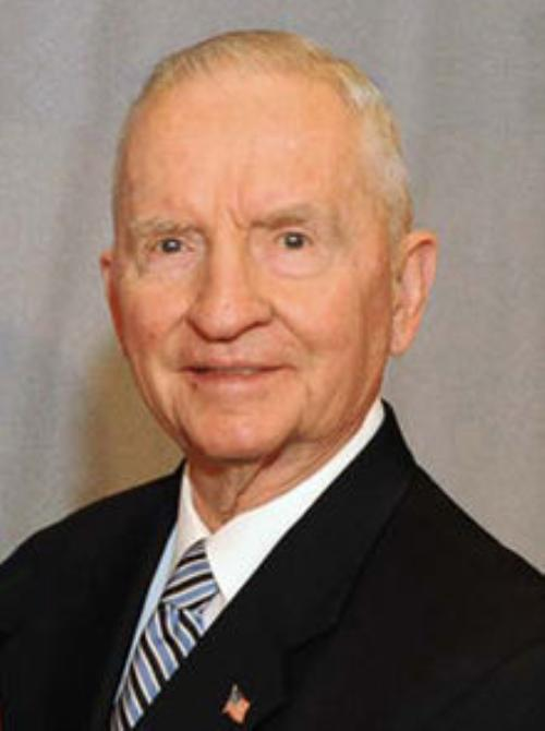 Ross Perot - Billionaire Businessman