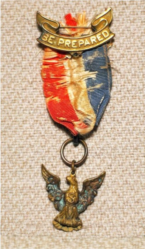 First Eagle Scout Medal