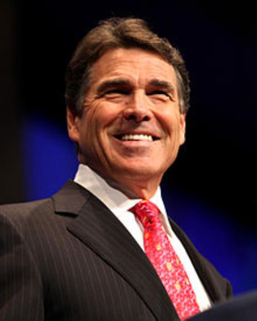 Rick Perry - Governor of Texas