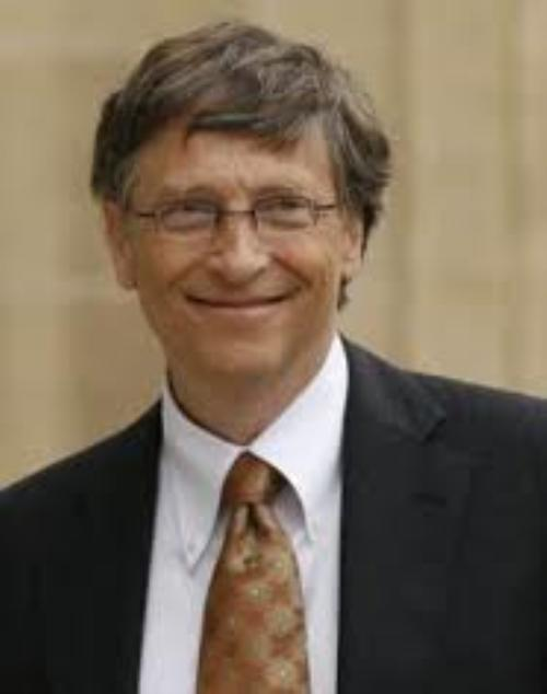 Bill Gates - Founder of  Microsoft